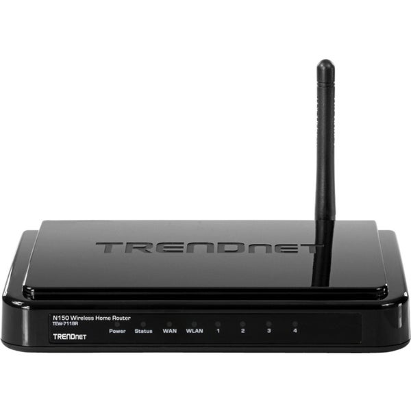 TRENDnet TEW-711BR IEEE 802.11n Wireless Router