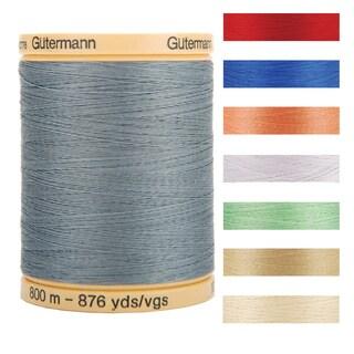 Gutermann Natural Solids 876-Yard Cotton Thread