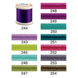Yli Corporation Silk 100-Weight 200-Meters Thread