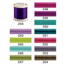 Yli Corporation Silk 100-Weight 200-Meters Thread