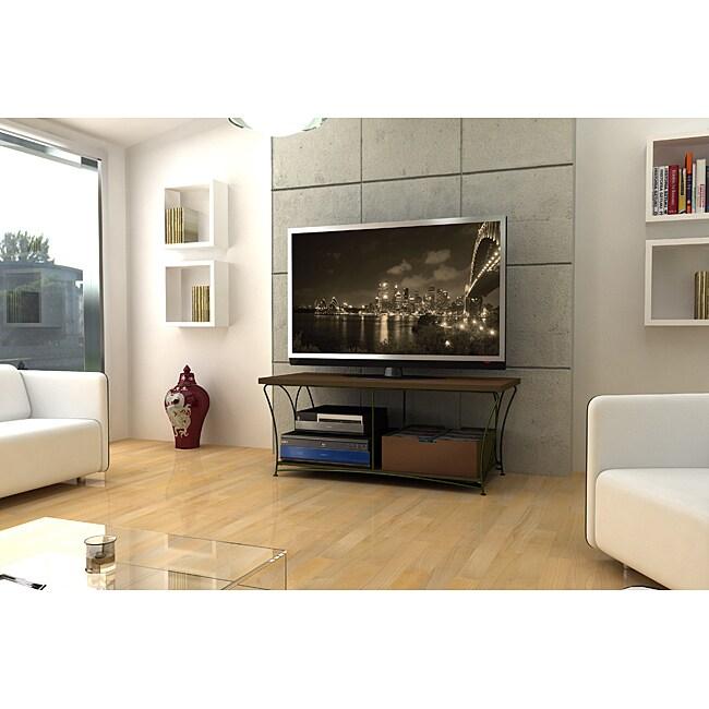 Nuvo Mocha 2-tier TV Stand