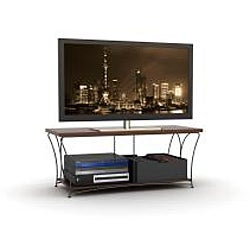 Nuvo Mocha 2-tier TV Stand