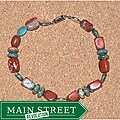 Susen Foster Silver-Plated Men's 'Merchant Marine' Bracelet