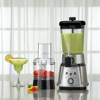 Cuisinart BC-56PC 3-in-1 Blender/ Smoothie Dispenser/ Food Processor (Refurbished)