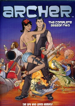 Archer Season 2 (DVD)