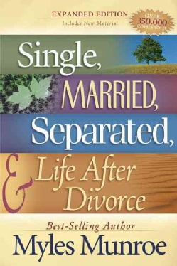 Single, Married, Separated, and Life After Divorce (Paperback)