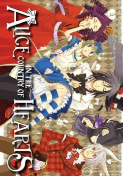 Alice in the Country of Hearts 3 (Paperback)