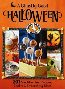 A Ghastly-Good Halloween (Paperback)