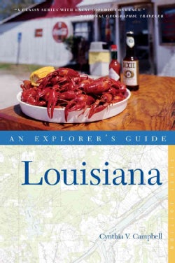 An Explorer's Guide Louisiana (Paperback)