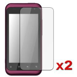 LCD Screen Protector Guard for HTC Rhyme (Pack of 2)