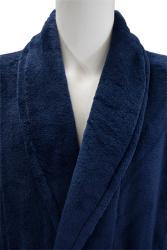 Leisureland Men's Coral Fleece Spa Bath Robe 48 inches