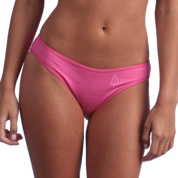 Ilusion Women's Cotton-blend Bikini (Set of 7)