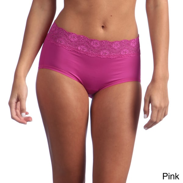 Ilusion Women's No-show Brief