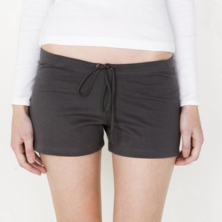 American Apparel Women's California Fleece Shorts