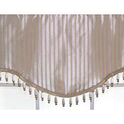 Vanguard Stripe Radiance Cornice Valance