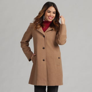 Tommy Hilfiger Women&#39;s Classic Collegiate Duffle Coat