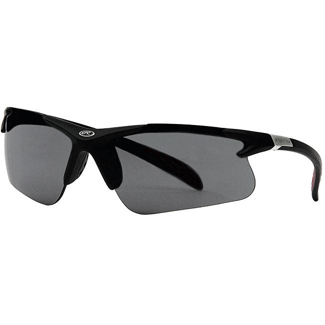 Rawlings Men's Scratch-Resistant Sport Sunglasses