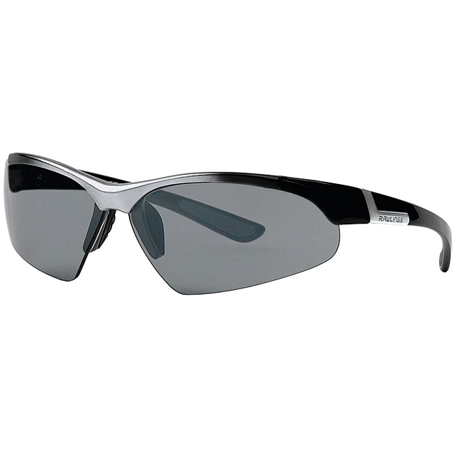 Rawlings Men's Nylon Sport Wrap Sunglasses