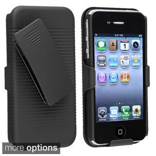 Swivel Holster w/ Stand for Apple iPhone 4S/ 4