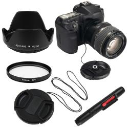 UV Filter/ Cap/ Cap Keeper/ Cleaner/ Hood for Sony A850/ A900/ A450