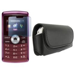 BasAcc Case/ LCD Protector for LG VX9200 ENVY enV3