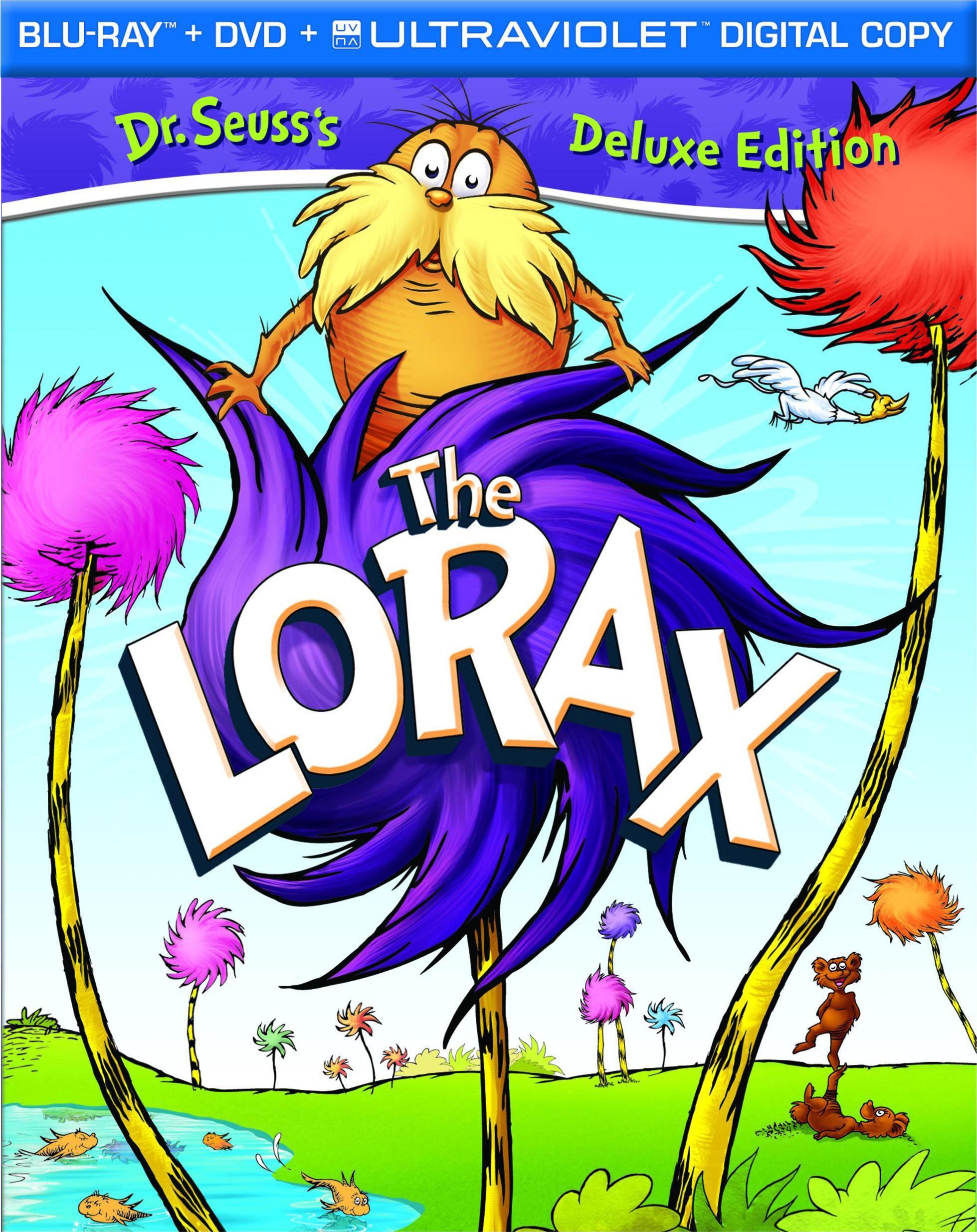 The Lorax (Blu-ray/DVD)