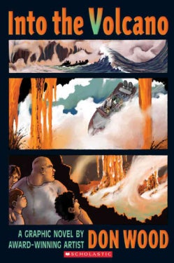 Into the Volcano (Paperback)