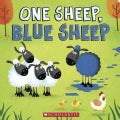 One Sheep, Blue Sheep (Board book)