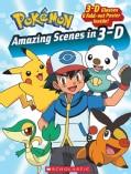 Pokemon: Amazing Scenes in 3-D (Paperback)