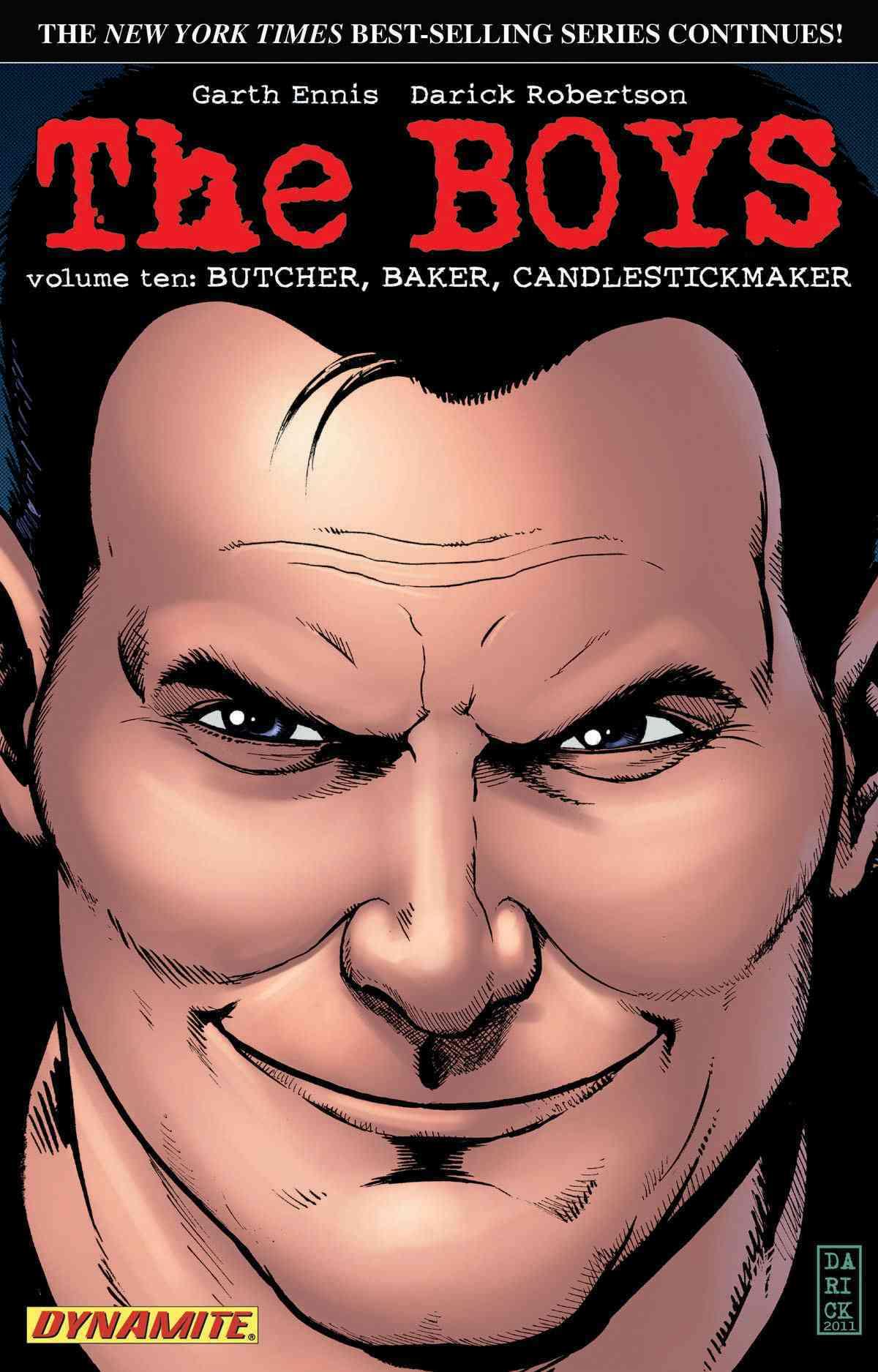 The Boys 10: Butcher, Baker, Candlestickmaker (Paperback)