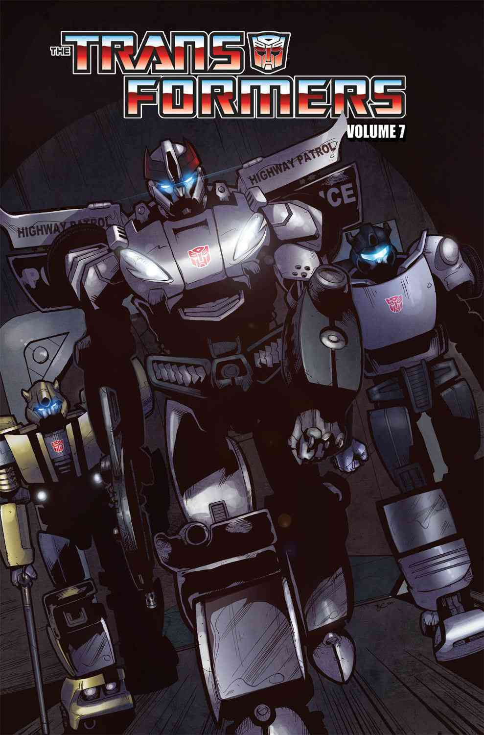 The Transformers 6: Police Action (Paperback)