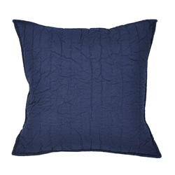 Brighton Navy Decorative Pillow
