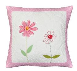 Emily's Flower Decorative Pillow