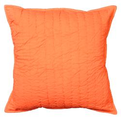 Brighton Orange Decorative Pillow