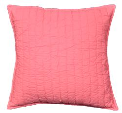 Brighton Coral Decorative Pillow