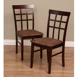 Warehouse of Tiffany Justin Dining Chairs (Set of 4)
