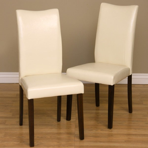 Warehouse of Tiffany Shino Dining Chairs Set of 8