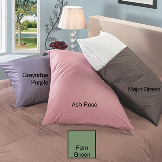 Famous Maker Oversized Lounge Pillow with Protective Zipper Cover