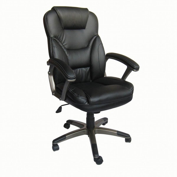 J & K Plush Executive Hi-back Chair