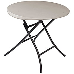 Lifetime 33-Inch Round Table