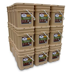 Wise Company Long Term Emergency Food Storage (4,320 Servings)