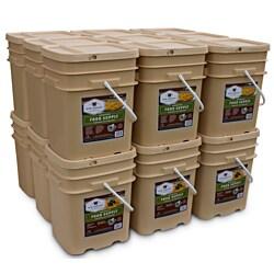 Wise Company Long Term Emergency Food Storage (2160 Servings)