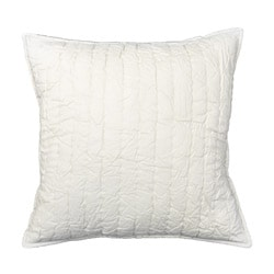 Brighton White Reversible Decorative Pillow