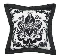 Cottage Home Damask Reversible Decorative Pillow