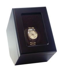 Heiden Prestige Black Single Watch Winder