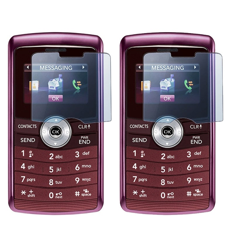 INSTEN Clear Screen Protector for LG enV3 VX9200 (Pack of 2)