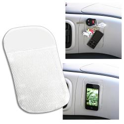 INSTEN Anti-slip Dashboard Sticky Mat Holder for Apple iPhone 4S/ 5C/ 5/ 5S/ 6