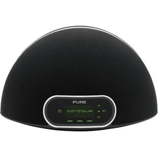 Pure Contour Internet Radio - Wireless LAN - Black