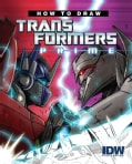 How to Draw Transformers Prime (Paperback)