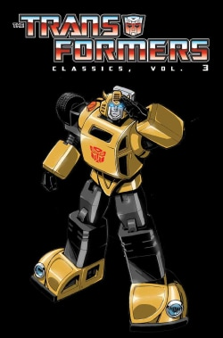 The Transformers Classics 3 (Paperback)